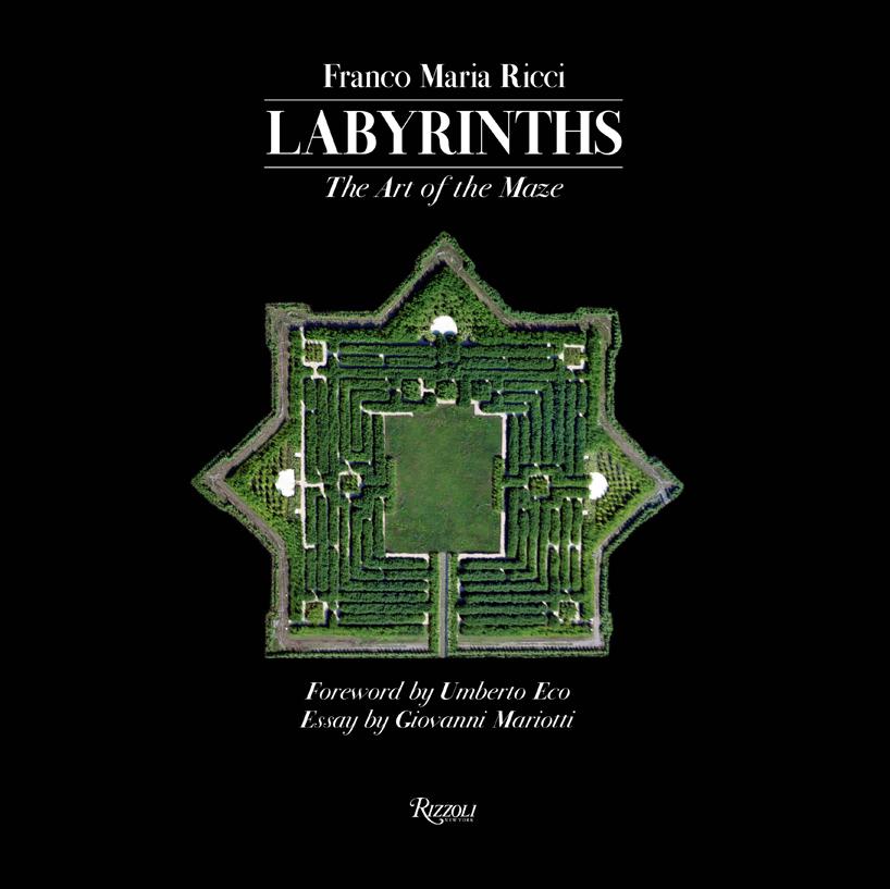 具有罗马迷宫特点的图形创意是将迷宫划分为四个部分,各部分又成为