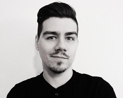 插画师Daniel Nyari 专访