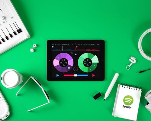 """把数百万的歌曲与起搏器相结合,连接到""""声破天""""的第一个音乐播放应用程序"""