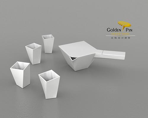 清庭(Dragonfly Design Center)石大宇设计——平板壶杯组