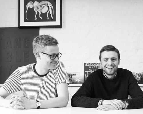 专访 robert walmsley and graham sykes of teacake 工作室