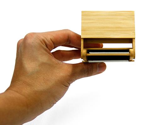清庭(Dragonfly Design Center)石大宇设计——赞竹双层名片盒