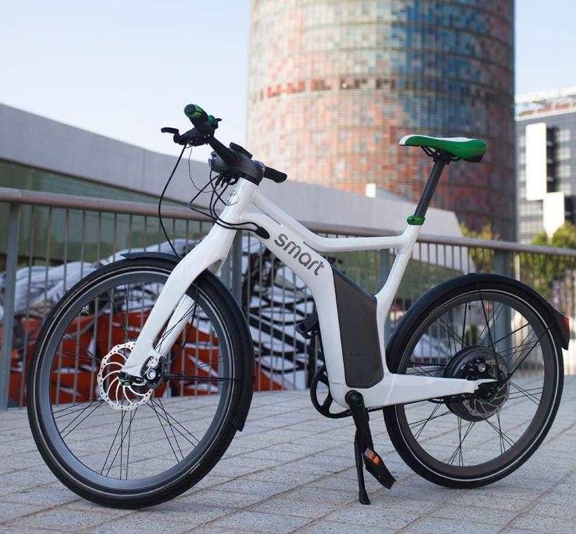 智能电动自行车设计之旅造访 巴塞罗那设计周