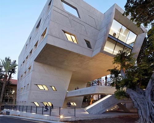 扎哈·哈迪德zaha hadid 建筑师事务所设计的伊萨姆票价研究所研究中心