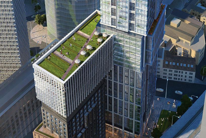 KPF建筑事务所 获得规划许可,将在伦敦兴建高层住宅 图片版权归新班德威(new bondway)所有 国际建筑机构科恩佩德森福克斯事务所(kohn pedersen fox associates)已经被授予在伦敦建造一座170米高的多功能大楼的资格。地方当局批准用来建造这座大楼的地方,先前计划由 make architects建筑事务所建造一座摩天大楼。该项目毗邻沃克斯豪尔地铁站以及当地火车站,将由收购这里的开发商迈凯轮集团( mclaren group )和citygrove进行监督建造。