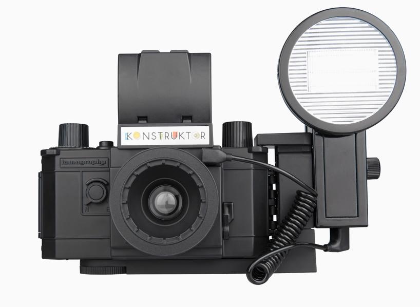 只需几个简单的步骤就可以打造成属于你自己的35mm单反相机