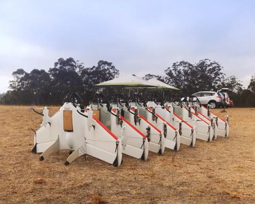 谷歌将会启用利用自主无人机送货的服务项目 wing计划