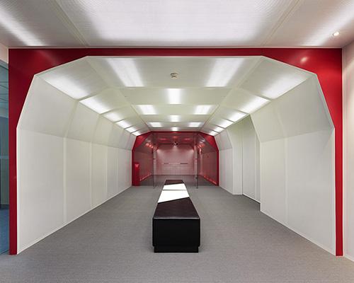 anySCALE翻新位于北京的mediacom的新办公室
