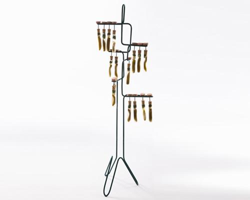 """ailam设计的"""" 腌制树 """":腌黄瓜也可以这么艺术"""
