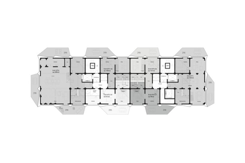 COBE envisions urban silo-designboom-16