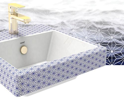 COTTO 在意大利博洛尼亚陶瓷卫浴展上首次公开了2015年最新产品系列