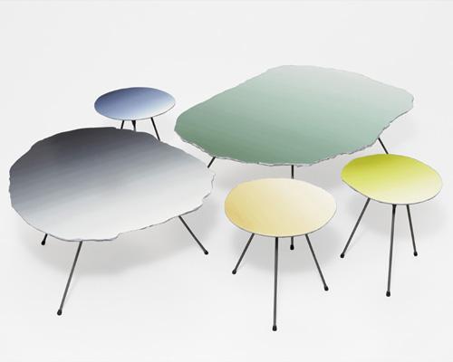 aduatz 将实验性家具设计与传统油画艺术结合起来