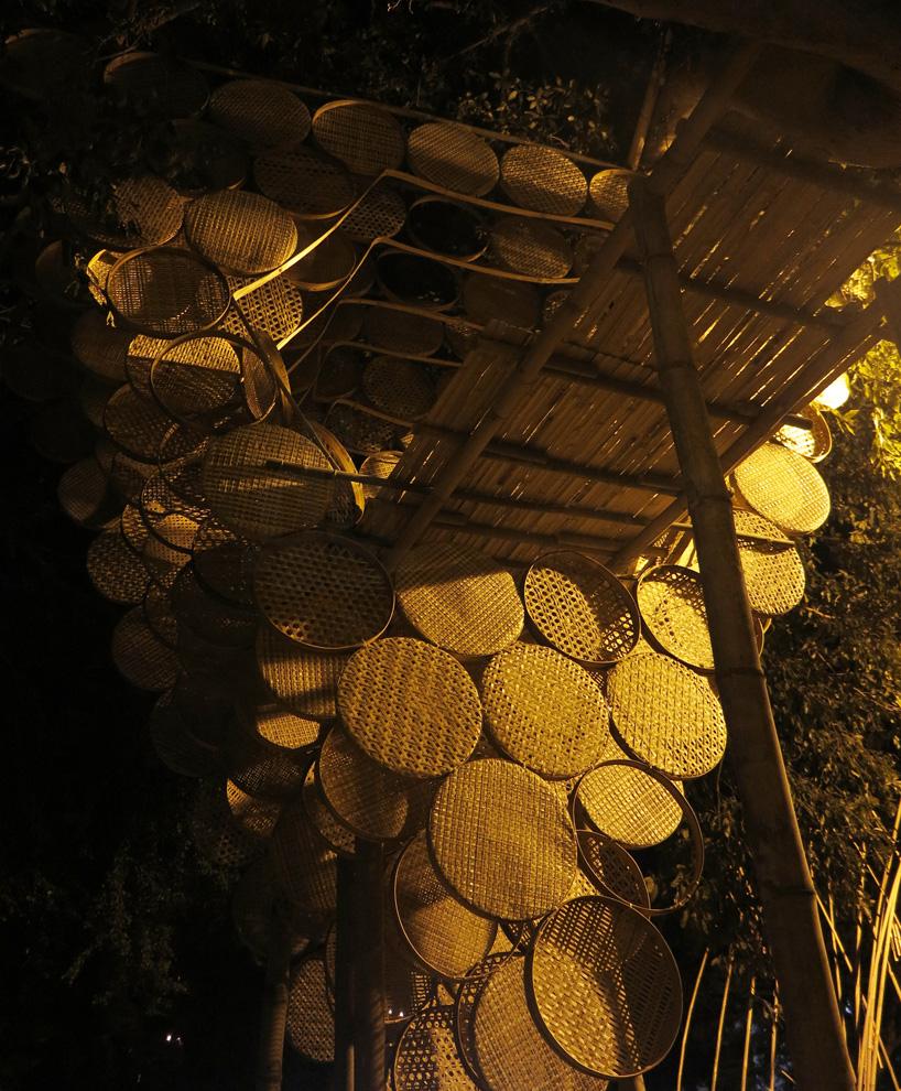 印尼文化花纹元素