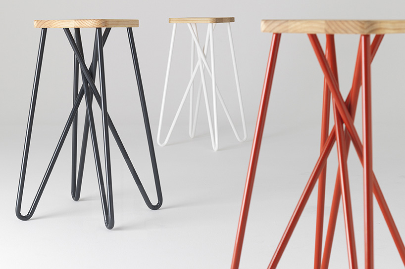 clark-bardsley-wrinkled-steel-tube-furniture-new-zealand-designboom-04