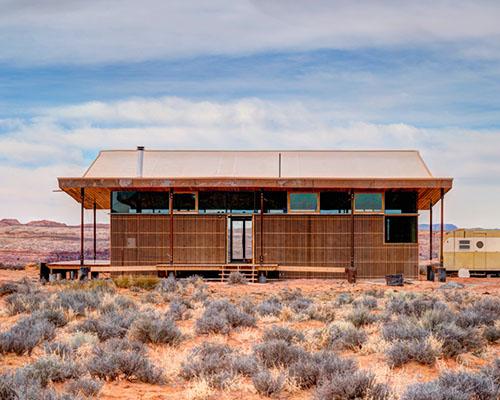 科罗拉多建筑工作室实现沙漠自助 住宅 项目