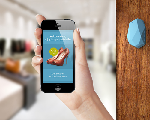 Estimote公司推出 Nearables 传感标签提升用户体验