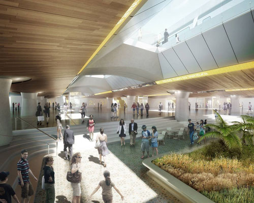 Grimshaw + Gruen完成洛杉矶联合车站总体规划