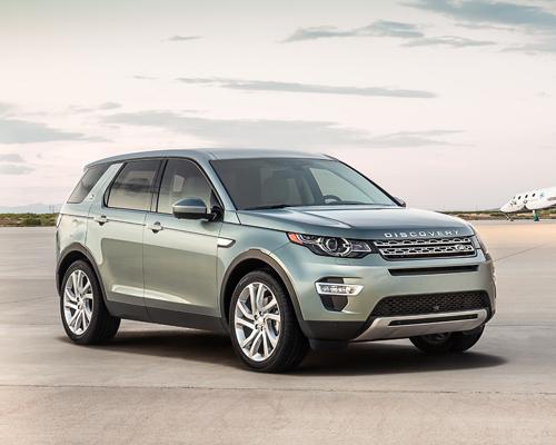 路虎发布 Discovery Sport 顶级中型SUV:重新定义了发现家族的运动型suv的特性