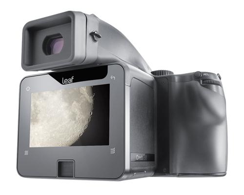 玛米亚-利图( mamiya leaf )发布采用CMOS传感器的中画幅5000万像素leaf credo 50相机