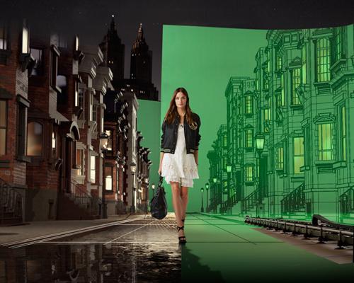拉尔夫·劳伦 (Ralph Lauren)品牌 POLO新款女装在曼哈顿中央公园策划2015春季4D秀