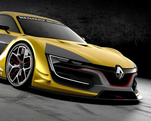 雷诺运动部门发布 R.S.01 单座GT赛车