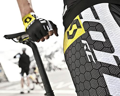 Scott 的RC pro tec 碳与陶瓷外设增强了自行车骑手们的安全性