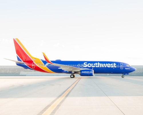 西南航空新形象