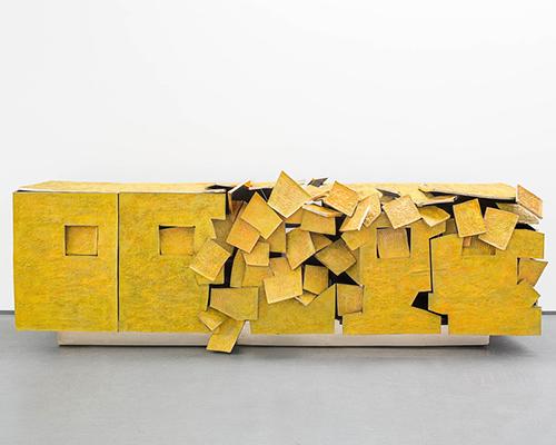 vincent dubourg 在木匠作坊画廊再造自己的工作室