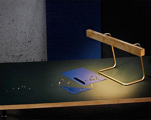 Anour 结合手工艺和LED技术制作了A-light