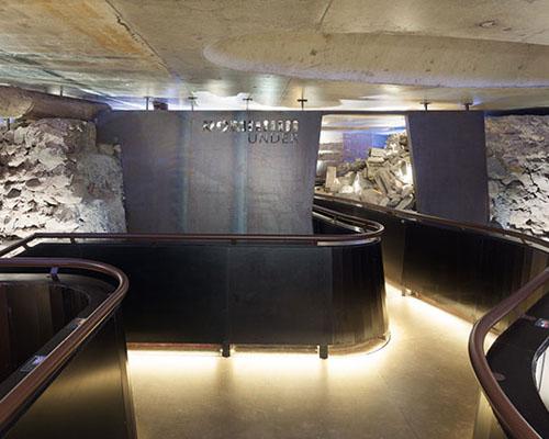 JDdV建筑事务所为荷兰乌特勒支市设计 DOMunder 地下博物館