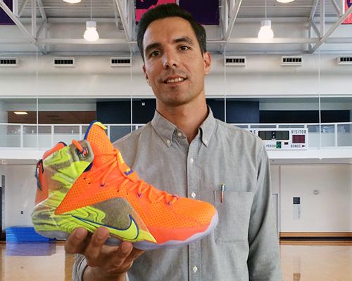 NIKE篮球鞋色彩指导 eugene rogers 专访