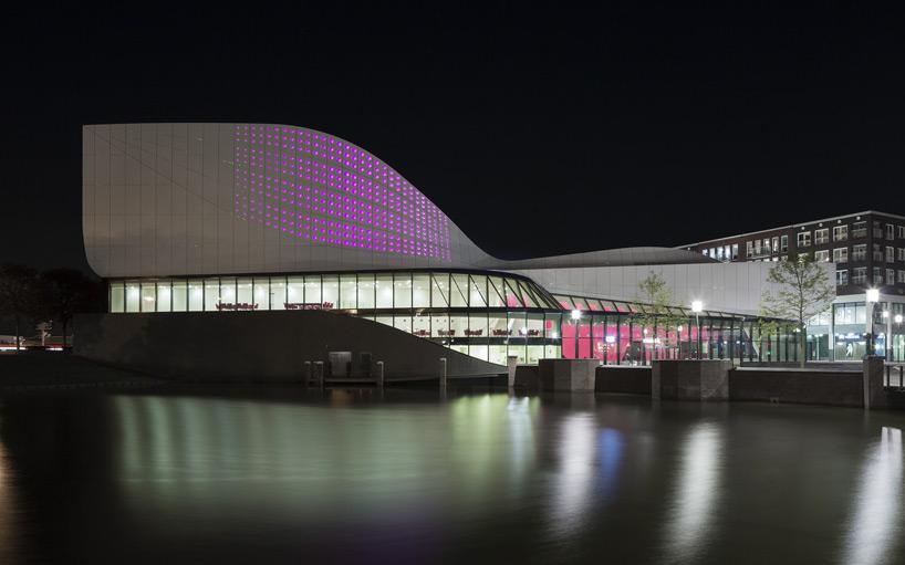 unstudio 设计的荷兰de stoep剧院正式开放