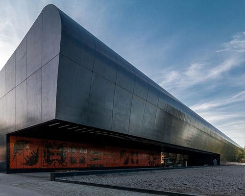 ARC2完成弗罗茨瓦夫的规模庞大的afrykarium 海洋馆