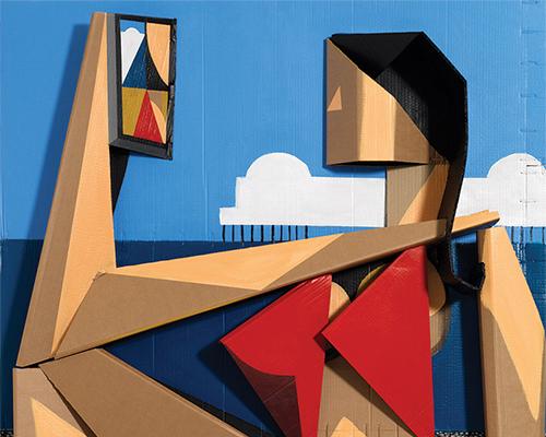 adam  neate 在elms lesters画廊的多维主义画展