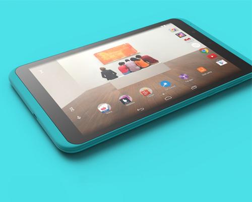 Chauhan工作室 与Tesco携手打造享有8.3″高清显示屏的Hudl2平板电脑