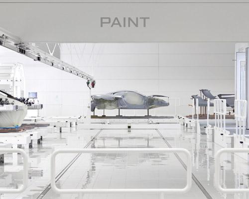 探访英国沃金的 迈凯轮 汽车制造中心