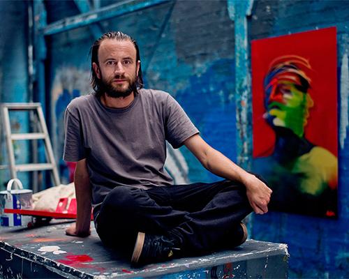 专访艺术家 adam  neate
