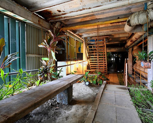 Casagrande Lab工作室将台东废弃制糖厂改造为 研究中心