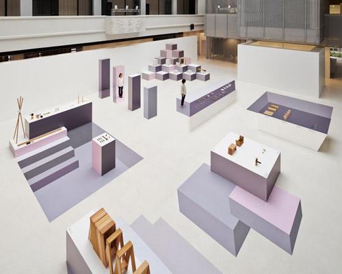 nendo 的新加坡之展体现日本设计的内在价值