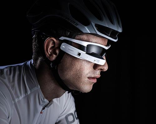 Recon Instruments 与Woke Design打造JET运动智能眼镜