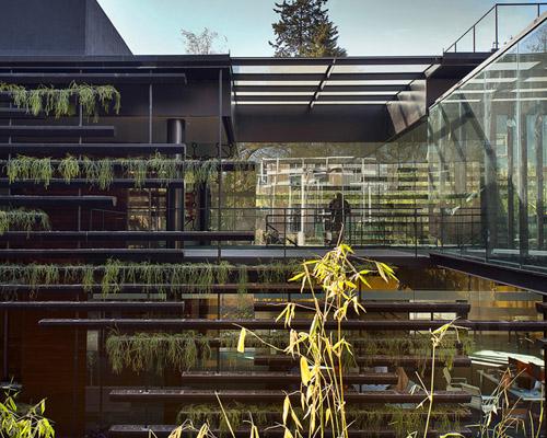 rojkind arquitectos + gabriela etchegaray用绿化模块包围falcón 总部