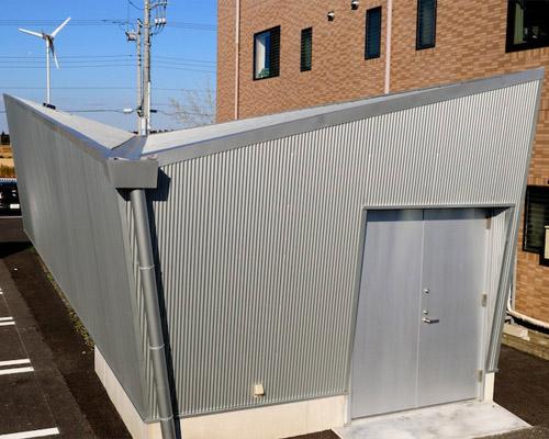 tai_tai建筑事务所设计带有风力发电机的会计所 文件库