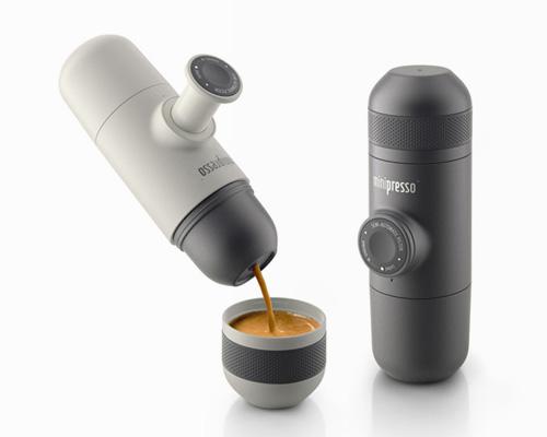 救急如救火, wacaco 发明浓缩咖啡壶