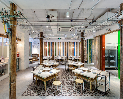 北京首家小珺柑艺术串串香 餐厅