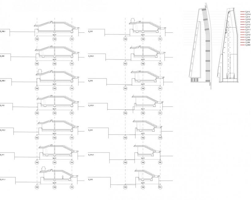 放仓库的折板屋顶打造
