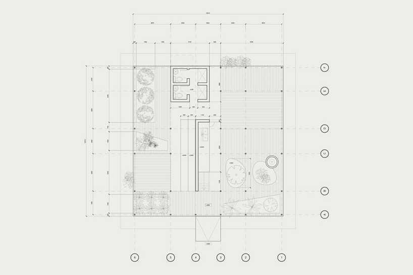 公共厨房平面图设计