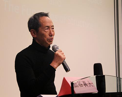 新谷真人× 隈研吾 《建筑细节》联合演讲