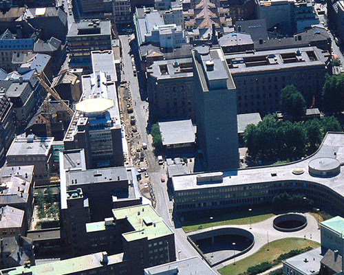 snøhetta 、BIG 、MVRDV等事务所将为挪威奥斯陆政府新区提出新的总体规划