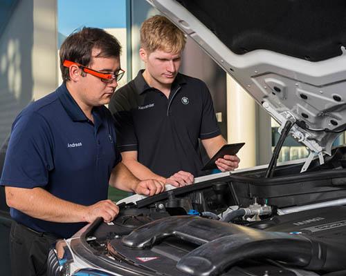 宝马集团 将谷歌眼镜用于质量控制,确保产品质量