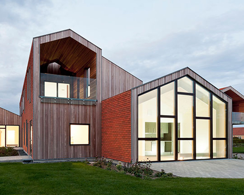 CEBRA 事务所改变传统住宅形象,给孩子们带来家与未来